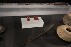 Viking amber (quinet) Tags: 2017 canada ontario rom royalontariomuseum toronto vikings 124