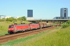 DB Cargo Rail Scandinavia EG 3101 + 3113 - Ørestad (finnmollerdk) Tags: gd 44733