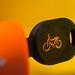 bicycle lock for MacroMonday