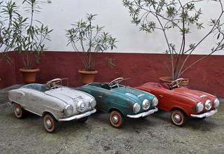Studebaker Pedal car Collection