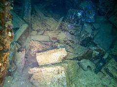 Umbria wreck, Port Sudan (sharksfin) Tags: umbria sudan redsea rotesmeer deepsouth ocean sea marine wreck life wild diving marinelife meer reef coral riff