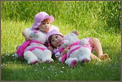 Bebé und Nannett ... (Kindergartenkinder 2018) Tags: kindergartenkinder bebé nannett