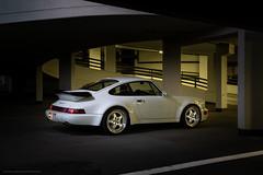 Porsche 911 (964) (Sascha Gebhardt Photography) Tags: nikon nikkor d850 2470mm lightroom cc car auto porsche 911 964 photoshop berlin brandenburg ber