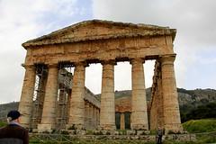 IMG_8082 (Vito Amorelli) Tags: segesta sicily dorictemple greektheater