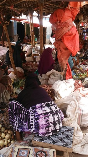 Borama market