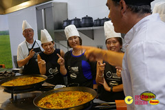 Junio 2018 paella cooking experience