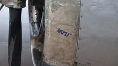 """MITZI"" (blazer8696) Tags: 2018 4462070 air airport b29 b29a boeing caf commemorative county ecw fifi force ghost hpn khpn n529b nx529b ny newyork saroscafarmestates squadron superfortress t2018 usa unitedstates westharrison westchester bomber vintage warbird img5526"