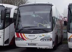 Bus Eireann SC31 (04D24990). (Fred Dean Jnr) Tags: buseireann ennis clare april2010 scania irizar ennisdepotclare sc31 04d24990