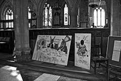 St Mary's Church Beverley (brianarchie65) Tags: stmaryschurchbeverley beverely church architecture towers clocks pews ceiling timberceiling aliceinwonderland lighting font alter blackandwhite blackandwhitephotos blackandwhitephoto blackandwhitephotography blackwhite123 blackwhiterealms flickrunofficial flickr flickruk flickrinternational ukflickr rabbit graves gravestones canoneos600d geotagged brianarchie65