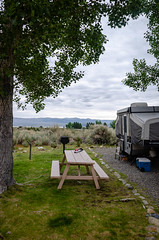 Room with a view (christophercraig) Tags: camper popup leevining california unitedstates us
