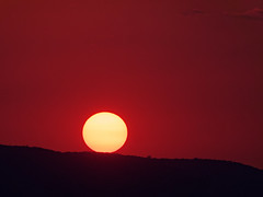simple-sunset (OdenWALDfotograf) Tags: sunset summer sommer sonneuntergang