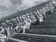 944- 5556 (Kamehameha Schools Archives) Tags: kamehameha archives ksg ksb ks oahu kapalama luryier pop diamond 1955 1956 drill rotc meet uniform military