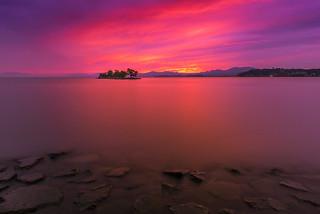 sunset 9742