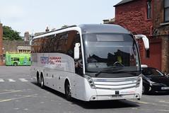 NX N7 @ Gloucester Green bus station, Oxford (ianjpoole) Tags: skills nottingham national express volvo b11rt caetano levante bx16chg n7 gloucester green bus station oxford