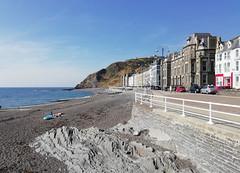 North Beach and Victoria Terrace, Aberystwyth, SY23 (Tetramesh) Tags: tetramesh aberystwyth ceredigion wales britain greatbritain gb unitedkingdom uk