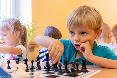 VIII Szachowe Mistrzostwa Społecznego Przedszkola Akademia Przedszkolaka-9