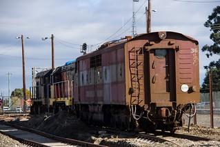 Seymour loco group standard gauge