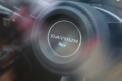 Memories of Another Time (jasohill) Tags: view spring rear color mirror nature metallic city datsun refecltions steeringwheel hachimantai car life abstract 2018 lensflare japan photography
