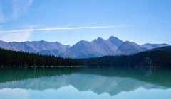 Brazeau Lake (jtr27) Tags: dsc06517l jtr27 sony alpha nex6 nex emount mirrorless sigma 30mm f28 exdn brazeau jasper national park hike hiking backpack backpacking alberta canada landscape canadian rockies