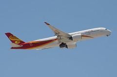 Hong Kong Airlines A350-941 (B-LGB) LAX Takeoff 3 (hsckcwong) Tags: hongkongairlines a350941 a350900 a350 airbusa350 blgb lax klax