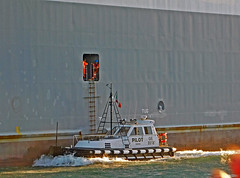 18063000969battello (coundown) Tags: genova battello porco panorama scorci barca barche navi lanterna spiagge viste pilota pilot