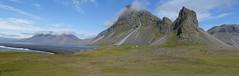Eystrahom montaña Islandia 01 (Rafael Gomez - http://micamara.es) Tags: eystrahom islandia