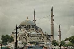 Rustem Pasa Camii (osolev) Tags: rustempasacamii rustempasa rustem camii mezquita mosquee cupula dome almimar minarete minaret estambul istanbul arquitectura architecture eminonu eminönü textured texturizado osolev texturas 2018 ps cs5