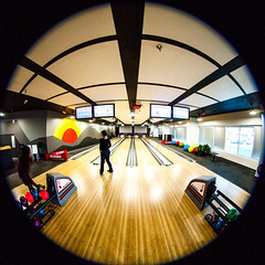 Bowling for Google, Google HQ, Mountain View, CA (Thomas Hawk) Tags: america california google googlehq mountainview photowalk sjphoto2011 southbay usa unitedstates unitedstatesofamerica bowling bowlingalley fav10