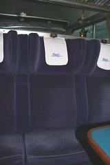 Mk2 BSO S9392 Int (14) (Transrail) Tags: mk2 coach carriage interior passenger train railway britishrail seat window carpet guardcompartment brakestandardopen bso