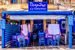 Chania, Crete (Kevin R Thornton) Tags: d90 taverna crete travel street city greece mediterranean architecture chania nikon creteregion gr