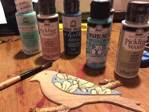 deco art paints