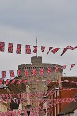Windsor (gary8345) Tags: greatbritain windsor britain flag england flags 2018 windsorcastle unitedkingdom snapseed castle uk