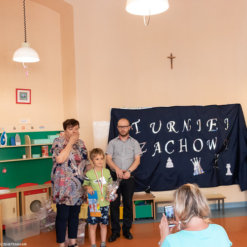 VIII Turniej Szachowy Przedszkolaków o Mistrzostwo Świdnicy-103