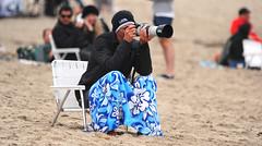 SURFING WITH BEN (Tim Hanson-) Tags: surfrelik firstpointmalibu surfriderbeach surf surfer surfing longboard singlefin surfergirl malibu california