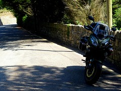 My Kawasaki Taking A Break In The Shade Anglesey July 7Th 2018 (mrd1xjr) Tags: y kawasaki taking a break in the shade anglesey july 7th 2018