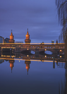 Oberbaumbridge / Berlin - Blue Hour