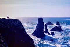 Aiguilles Port Coton (herbdolphy) Tags: argentique analogique 35mm film belleileenmer pellicule kodak portcoton
