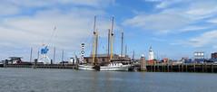 Haven Harlingen (Meino NL) Tags: harlingen havenharlingen haven friesland zeilboot boot boat vuurtoren tallship