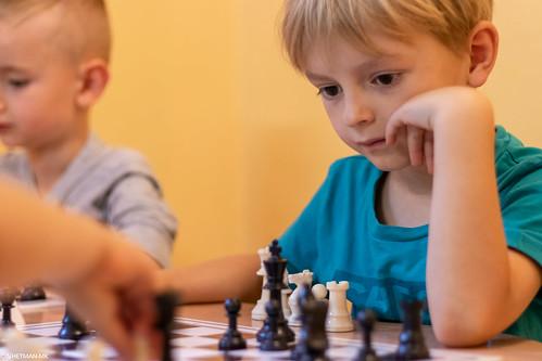 VIII Szachowe Mistrzostwa Społecznego Przedszkola Akademia Przedszkolaka-42