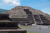 The Pyramid of the Moon / Пирамида Луны (Vladimir Zhdanov) Tags: travel mexico mexicocity sky cloud architecture building teotihuacan pyramid ruins ancient people