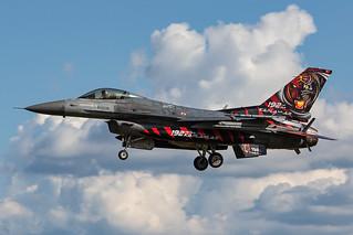 94-0090, Lockheed F-16C Turkish Air Force @ Scjleswig-Jagel ETNS