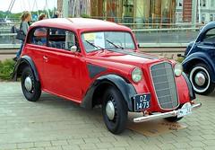 1937 Opel Olympia (Vriendelijkheid kost geen geld) Tags: nationale oldtimerdag lelystad 2018
