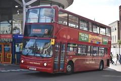 'National Express West Midlands' Transbus Trident 2 '4607, Jordan Diana' (BX54 DDV) (K.L.Jenkins) Tags: nationalexpress westmidlands transbus trident 2 4607 jordan diana bx54ddv nxwm stpauls walsall