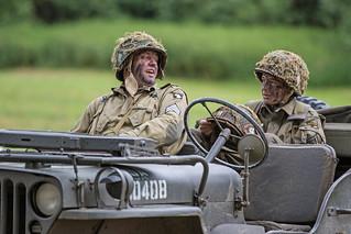 Mapledurham At War event