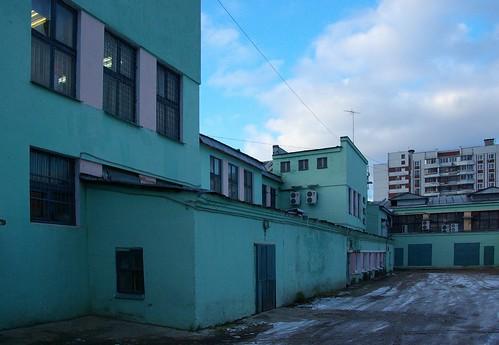 Moscow_Oblast Korolyov ulitsa Dzerzhinskogo 23 ©  trolleway