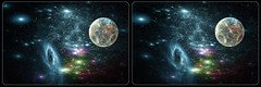 Strange New World 1 (tombentz33) Tags: stereo 3d crossview fractal jwildfire abstract cg space planet