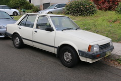 1985 Mazda 323 BD (jeremyg3030) Tags: 1985 mazda 323 bd familia cars japanese