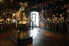 LANDESZEUGHAUS GRAZ . STYRIAN ARMOURY (LitterART) Tags: graz steiermark landeszeughaus waffenkammer weapons rüstungen ritter knights arsenal historischewaffen historicalweapons horse cehval cheval pferd museum museen universalmuseumjoanneum armoury styrianarmoury