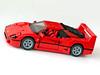 10248 Ferrari F40 mod (NKubate) Tags: lego creator 10248 ferrari f40 modification