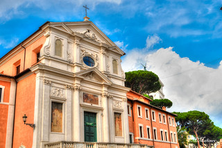 Stunning buildings in Rome